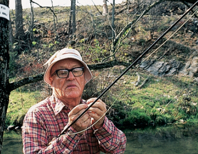 How to catch more trout with a new and improved design from the inventor of the original slack-leader formula.