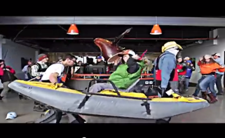 Simms Fly Fishing Harlem Shake; 30 seconds of hilarity . . .The Simms staff seems to be making great use of their new Bozeman facility.