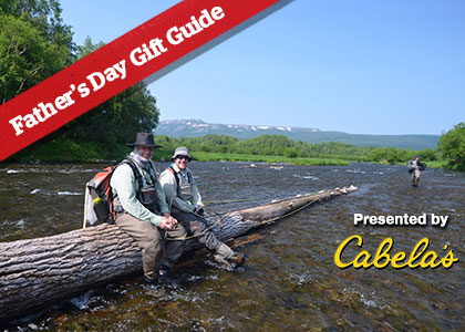 Gifts For Dad: Fly Fishing Father's Day