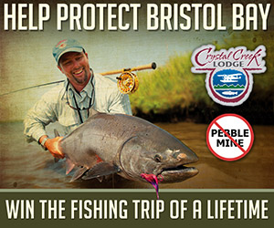 Take Action  Bristol Bay, Alaska is host to one of the last great salmon fisheries on earth. It's