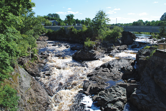 Conservation: Maine'™s Middle River