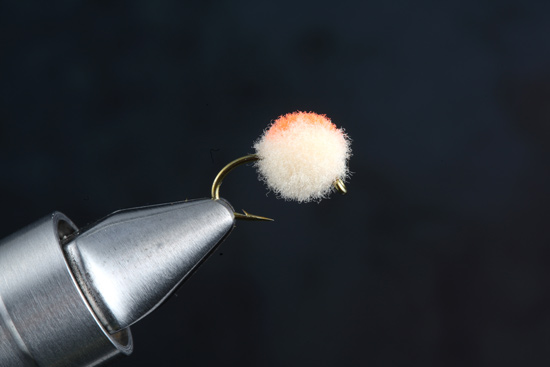 Fly Tying the egg fly pattern with Charlie Craven.