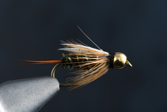 Fly Tying Beadhead Prince Nymph recipe, video, and step-by-steps!