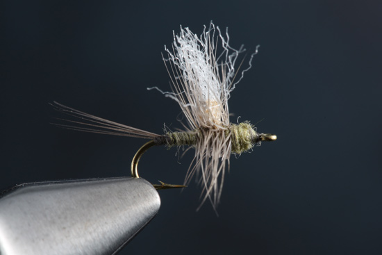 Fly tying the Visadun step-by-step and how-to video featuring expert tier Charlie Craven.