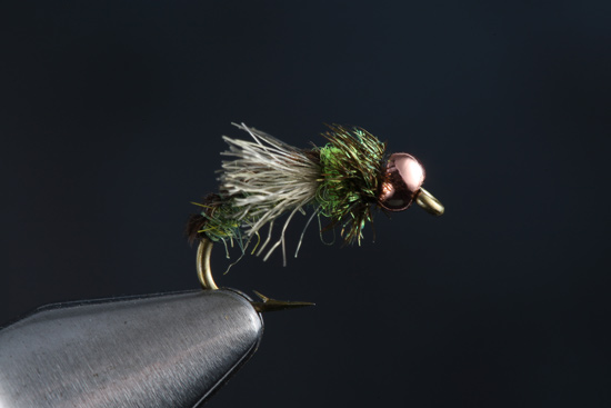 Fly tying the Z Wing Caddis step-by-step and how-to video featuring expert tier Charlie Craven.