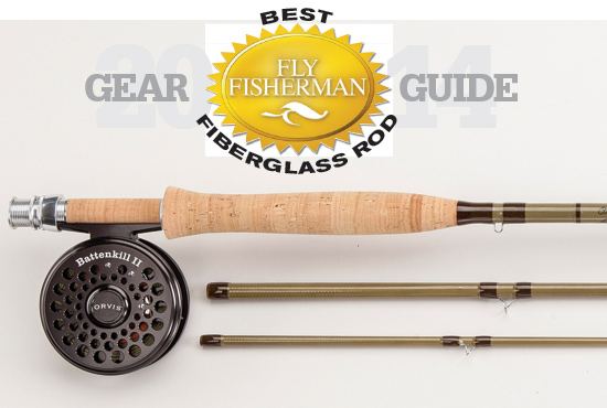 Orvis Superfine Glass Rod