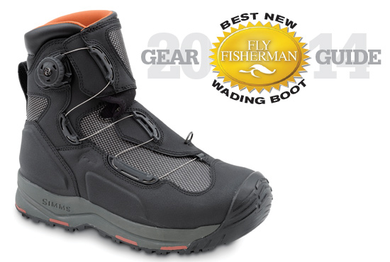 Simms G4 Boa Boot: The Power of Proprioception
