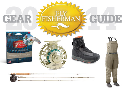 Fly Fisherman 2014 Gear Guide Awards