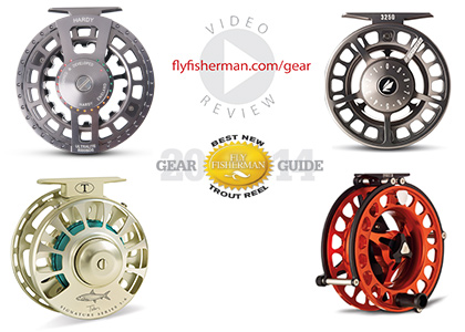 Your new fly reels could be anything from a functional, inexpensive workhorse like the Sage 3250, to a sealed-drag showpiece like the Tibor Signature Series.