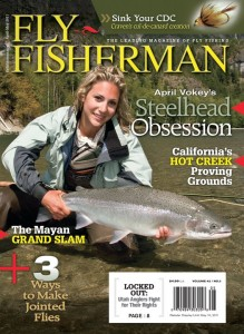 April Vokey, April-May 2011 Fly Fisherman