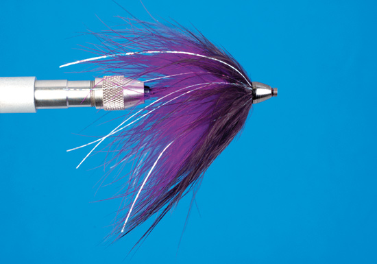 Fly Tying the Simple Marabou Tube Fly