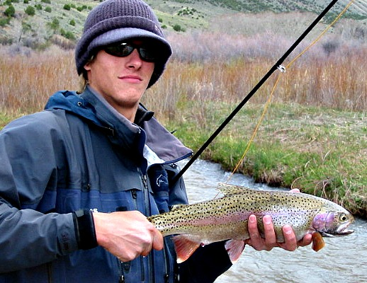 The Rants of a Green River Trout Bum: Anthony Greer