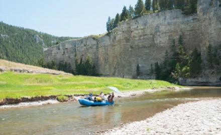 West-central Montana's Smith River mesmerizes floaters like a series of long-lost Ansel Adams