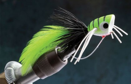 Here is a brief list of the Best Smallmouth Bass Flies available today with some insight on pattern design and, presentation.