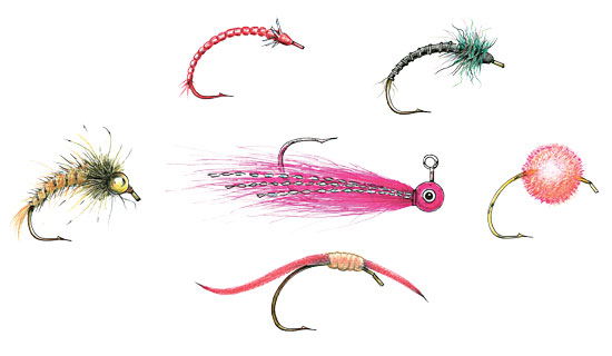 Whitlocks-Favorite-Flies-Winter-Spring-Bluegill-Fly-Fisherman