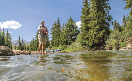 Read this article to learn what fly fishing the Gros Ventre River is all about!