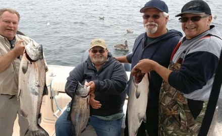 Reader photos archive fly fisherman for Bodega bay fishing charters