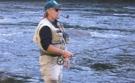 Mass Shotting Victim Lawrence Levine Remembered as FLY FISHERMAN writer and North Umpqua Guide