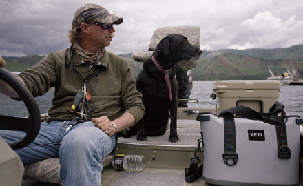 Mark Engler's Quest to Hunt and Fish Every Day