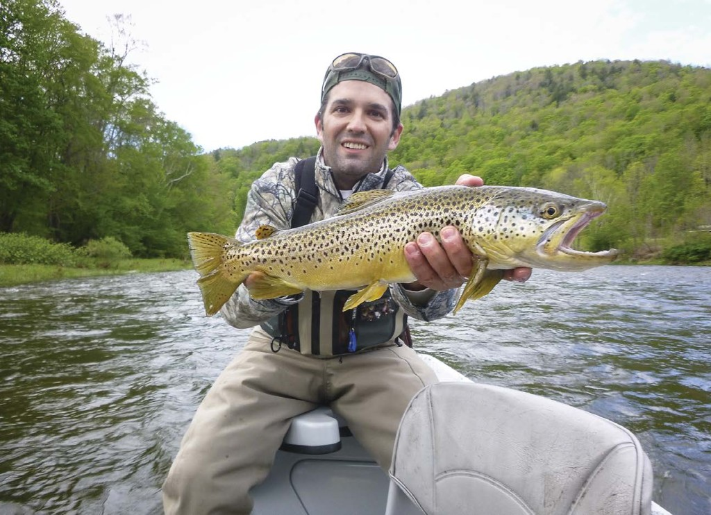 Donald Trump Jr. on the East Branch