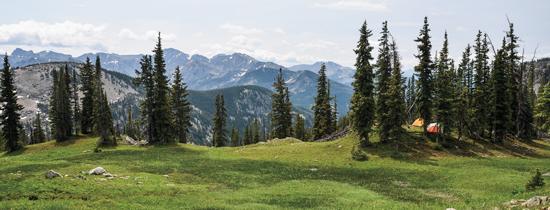 Indian Peaks Wilderness Area Colorado