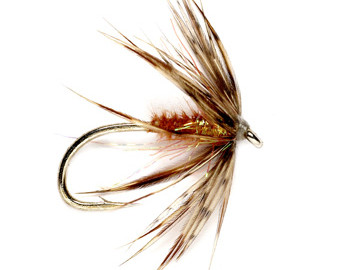 Swinging Wet Flies