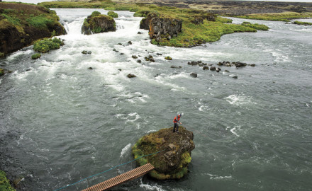 Learn what the mystical waters of Iceland have to offer in