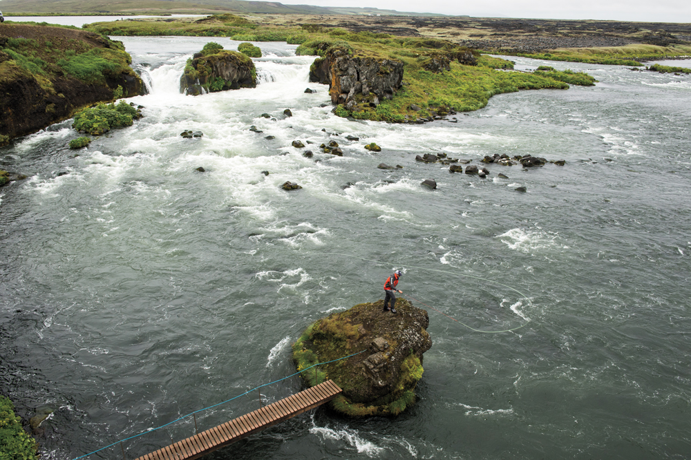 Fly Fishing Iceland