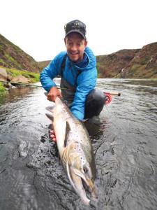 Fly Fishing Iceland
