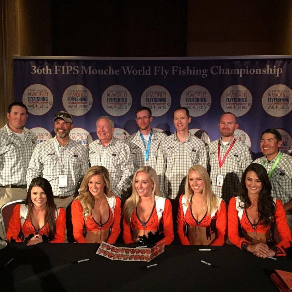 Fly Fishing Team USA Takes Bronze