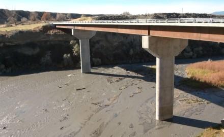 Shoshone River Sediment Spill