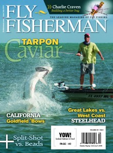 This story original appeared in the June-July 2016 issue of Fly Fisherman. Jeff Edvalds photo