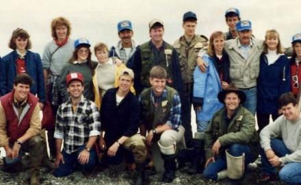 Alaska-1987-Rainbow-King-Lodge-Crew