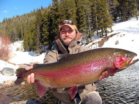 Fly Fishing the Gunnison Country review