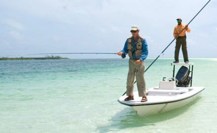 New regulations regarding the fly fishing industry are going into effect in the Bahamas,