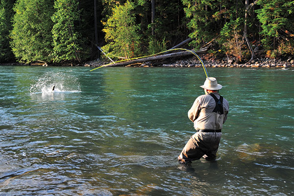 5 proven wet fly methods for steelhead fly fisherman for Fly fishing stores near me