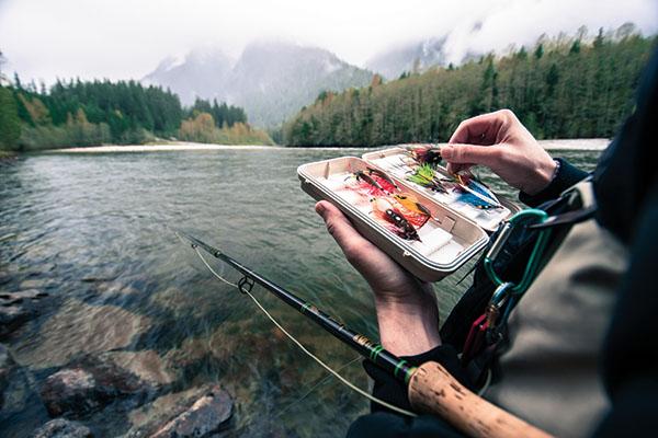 Lemire Lift for Steelhead Fishing