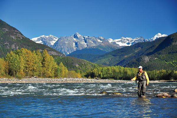 Great Steelhead Fishing Destinations