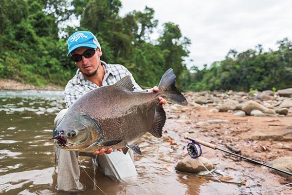 Pacu Fishing