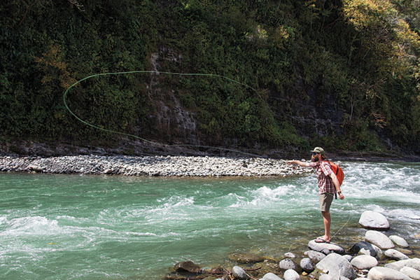 Chasing  Freshwater Machaca In The Coastal Rivers of Costa Rica