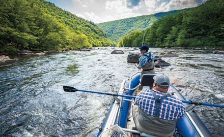 The Lehigh River has the potential to be one of the East's greatest trout fisheries and is gradually becoming a regional destination.