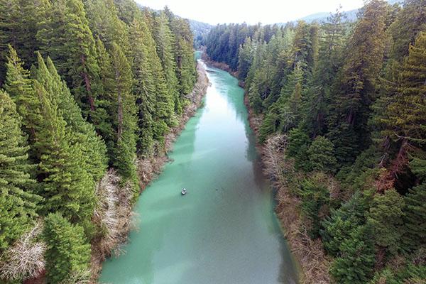 California Eel River