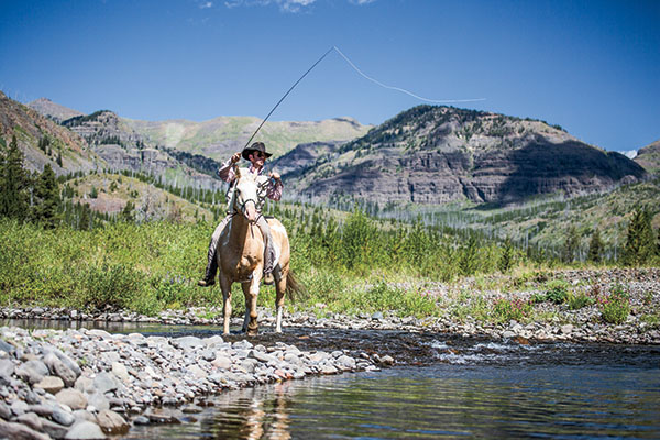 Montana Fly Fishing As It Was