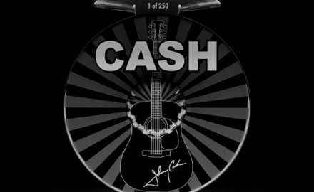 Abel Limited Edition Johnny Cash Reel