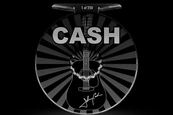 Abel Limited Edition Johnny Cash Reel