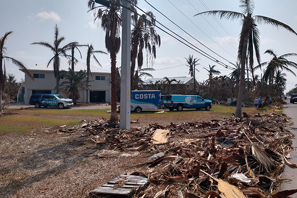 Costa del Mar Helps Clean Up The Keys