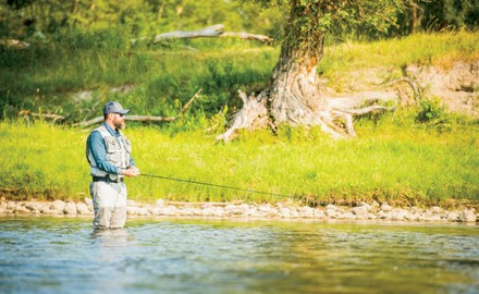 Compiled is a list of the best new fly fishing vests of 2018.