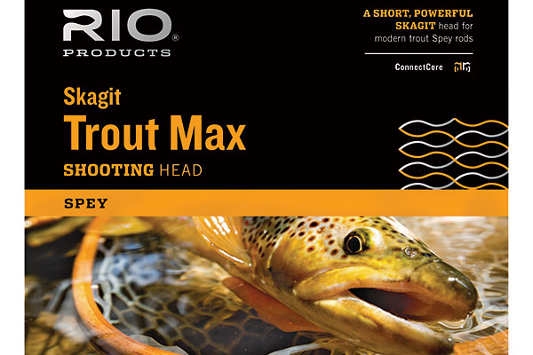 Rio Skagit Trout Max Spey Tip