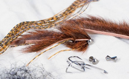 Matt McCannel is the head guide for RIGS Fly Shop in Ridgway, Colorado. Here is a step-by-step on how to tie his Hell Razor Craw fly.