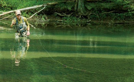 George Daniels offers his advice on which types of fly-fishing leaders are best for the most common applications you'll encounter on the water.